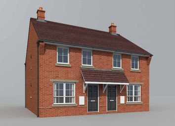 Thumbnail 2 bed semi-detached house for sale in Joyce Way, Steventon, Oxforshshire