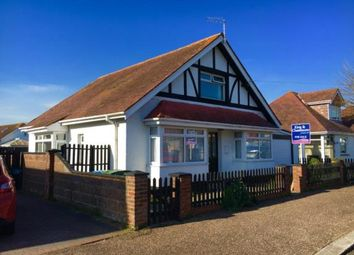 Thumbnail 4 bed bungalow for sale in Waverley Road, Bognor Regis, West Sussex