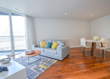 Thumbnail 2 bed flat to rent in Hansom Building, Bridge Place, London