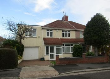 Thumbnail 4 bed detached house for sale in 1 Clive Road, Whitchurch, Bristol