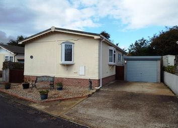 Thumbnail 2 bedroom bungalow for sale in Bedwell Park, Witchford, Ely