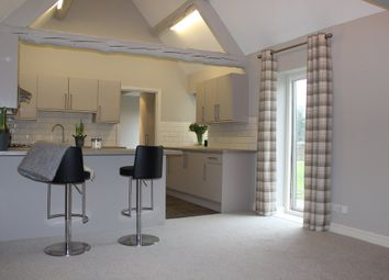 Thumbnail 1 bed barn conversion to rent in Oaksey, Malmesbury
