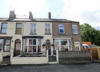 Thumbnail 3 bed terraced house for sale in Station Road, Greenfield, Flintshire