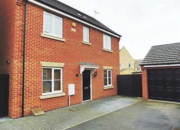 Thumbnail 3 bedroom detached house for sale in Juno Way, Farcet, Peterborough