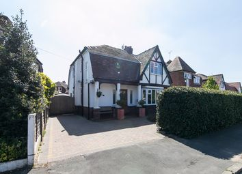Thumbnail 3 bed detached house for sale in Cumberland Road, Sale