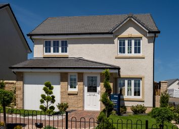 Thumbnail 3 bed detached house for sale in Broxden, Perth