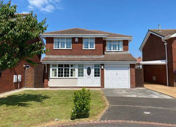 Thumbnail Detached house for sale in Mariners Close, Fleetwood