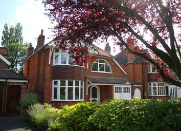 Thumbnail 4 bed detached house to rent in Seven Star Road, Solihull