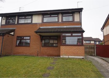 Thumbnail 3 bed semi-detached house for sale in Botany Close, Heywood