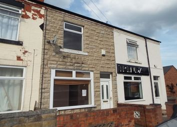 Thumbnail 2 bed terraced house to rent in Birding Street, Mansfield