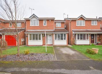 Thumbnail 4 bed detached house for sale in Studland Way, West Bridgford, Nottingham