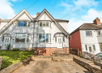 Thumbnail 3 bed semi-detached house for sale in Cliff Rock Road, Rednal, Birmingham