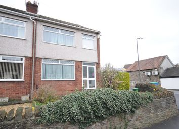 Thumbnail 3 bedroom end terrace house for sale in High Street, Warmley, Bristol