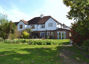 Thumbnail 3 bedroom semi-detached house for sale in Hadlow Road, Tonbridge