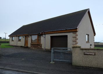 Thumbnail 3 bed detached bungalow for sale in Keiss, Wick