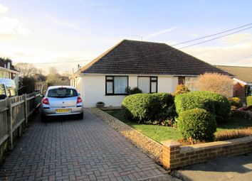 Thumbnail 2 bed semi-detached bungalow for sale in St Johns Road, Locks Heath, Southampton.