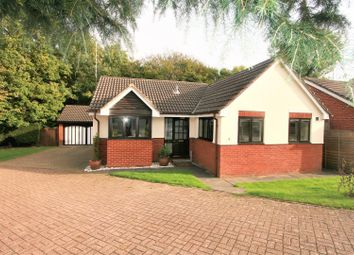Thumbnail 3 bed detached bungalow for sale in Enid Close, Bricket Wood, St. Albans