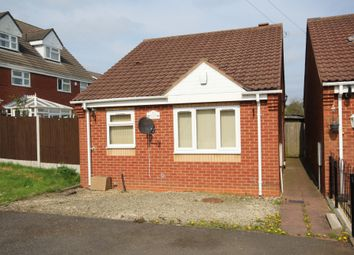 Thumbnail 2 bed bungalow for sale in Manor Road, Smethwick