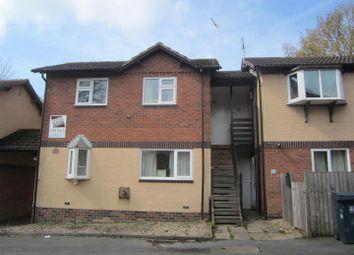 Thumbnail 1 bed maisonette to rent in Briery Lane, Bicton Heath, Shrewsbury