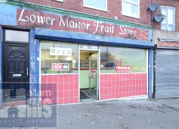 Thumbnail Retail premises to let in Prince Of Wales Road, Sheffield, South Yorkshire