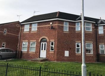 Thumbnail 3 bed semi-detached house to rent in Barker Street, Crewe