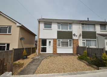 Thumbnail 3 bedroom end terrace house to rent in 3 Bedroom Terraced House, Bickington Lodge Estate, Barnstaple