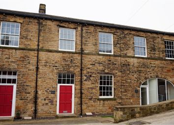 Thumbnail 3 bed mews house for sale in Calder Road, Mirfield