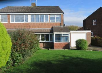 Thumbnail 2 bed semi-detached house for sale in Castle Ings Drive, New Farnley, Leeds
