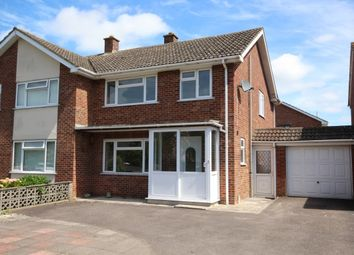 Thumbnail 3 bedroom semi-detached house to rent in Fore Street, Westonzoyland, Bridgwater