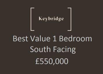 Thumbnail 1 bed flat for sale in Keybridge Lofts, Keybridge, Nine Elms, Vauxhall