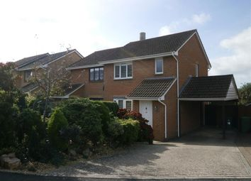 Thumbnail 3 bed semi-detached house for sale in Kingslea Park, East Cowes, Isle Of Wight