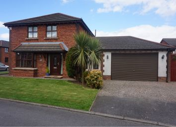 Thumbnail 4 bed detached house for sale in Spring Meadow, Lisburn