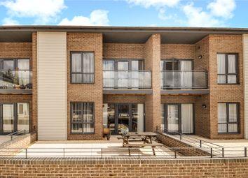 Thumbnail 1 bed flat for sale in Garrett House, Heritage Plaza, Firefly Avenue, Swindon
