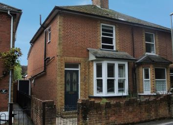 Thumbnail 3 bed semi-detached house for sale in Drill Hall Road, Chertsey