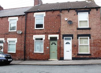 Thumbnail 2 bed terraced house to rent in Stanley Street, Featherstone