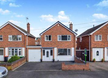 Thumbnail 3 bedroom detached house for sale in Edgewood Drive, Hucknall, Nottingham, Nottinghamshire