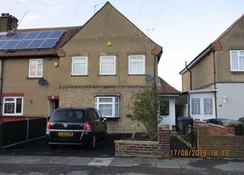 Thumbnail 3 bed terraced house to rent in North Avenue, Southall, Middlesex