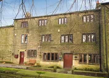 Thumbnail 4 bed cottage for sale in Town House Mill Cottage, Town House Road, Littleborough