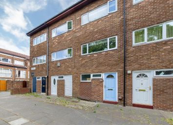 Thumbnail 3 bed town house for sale in Langhorn Close, Heaton, Newcastle Upon Tyne