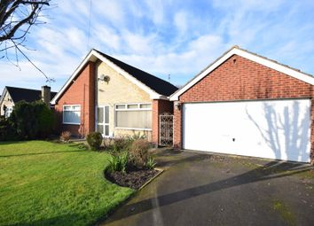 Thumbnail 3 bed detached bungalow for sale in Lindley Road, Finningley, Doncaster