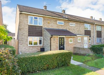 Thumbnail 3 bed end terrace house for sale in Yardley, Letchworth Garden City