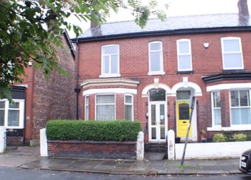 Thumbnail 3 bedroom semi-detached house for sale in Algernon Street, Eccles, Manchester