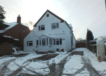 Thumbnail 4 bed detached house for sale in Hollies Road, Polesworth