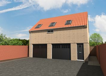 Thumbnail 1 bedroom property for sale in Leveret Gardens, Stowfields, Downham Market