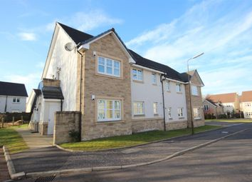 Thumbnail 2 bed flat for sale in Endrick Court, Larbert