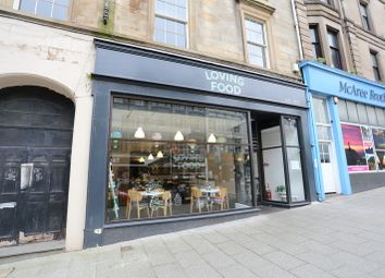 Thumbnail Leisure/hospitality for sale in King Street, Stirling