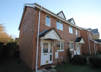 Thumbnail 2 bed semi-detached house to rent in Waller Close, Thorpe St. Andrew, Norwich