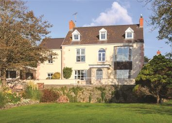 Thumbnail 5 bed detached house for sale in Glan Y Mor, Manorbier, Tenby, Pembrokeshire