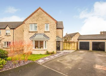 Thumbnail 3 bed detached house for sale in Dove Way, Waterhouses, Stoke-On-Trent