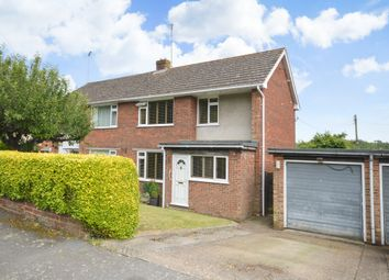 Thumbnail 3 bed semi-detached house for sale in Manse Field, Brabourne Lees, Ashford